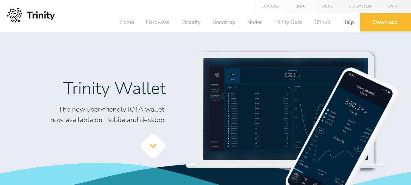 trinity wallet review