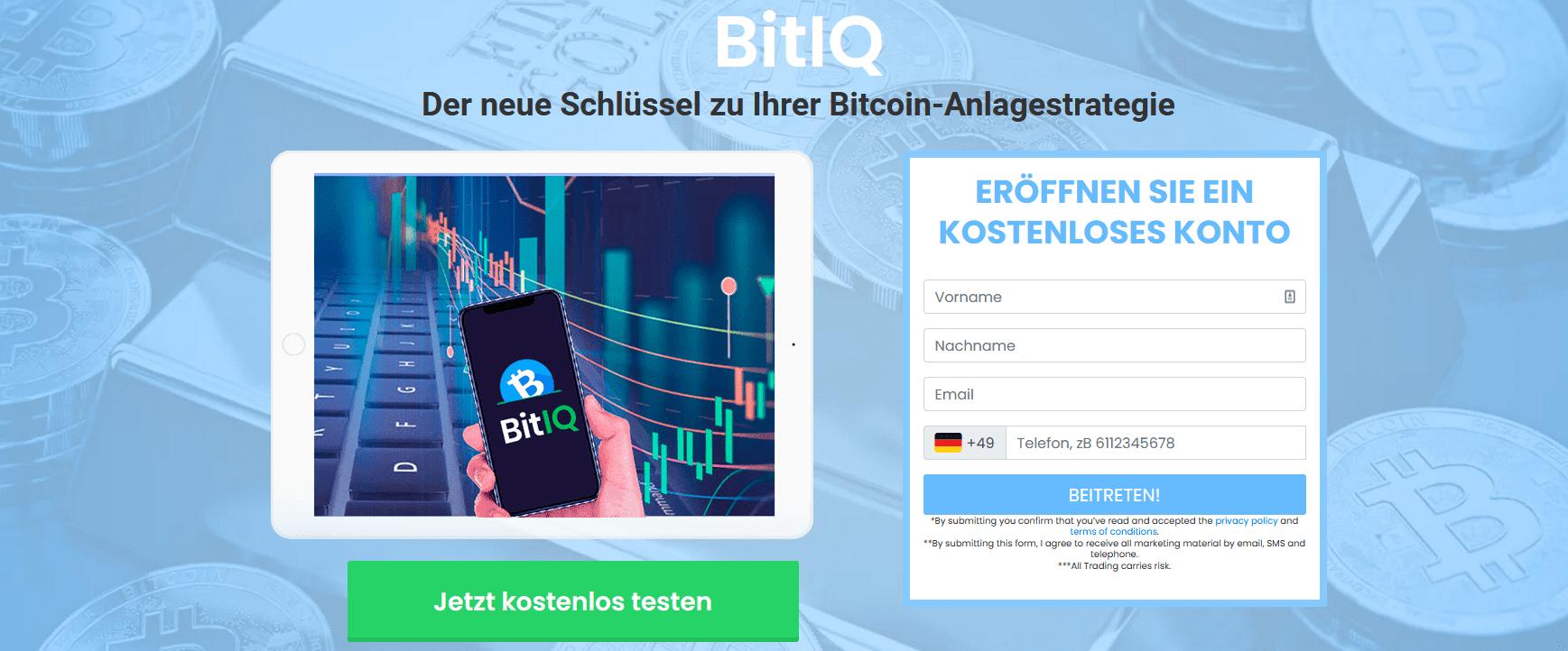 BitIQ Erfahrungen