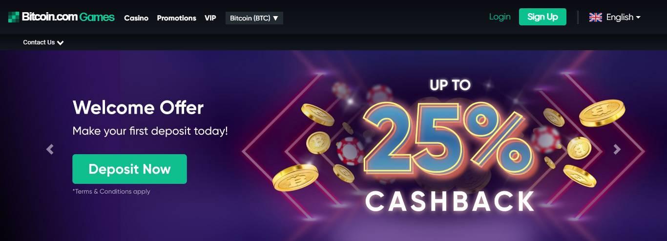 Bitcoin Games bonus