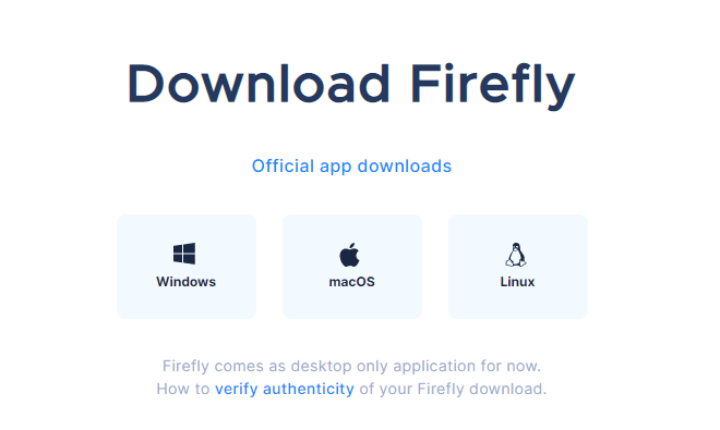 Firefly Download