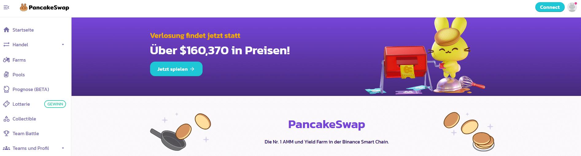 PancakeSwap kaufen