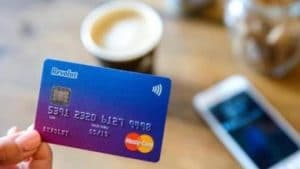 Kreditkarte von Revolut
