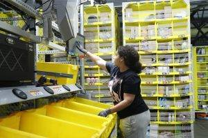 Amazon Arbeiter
