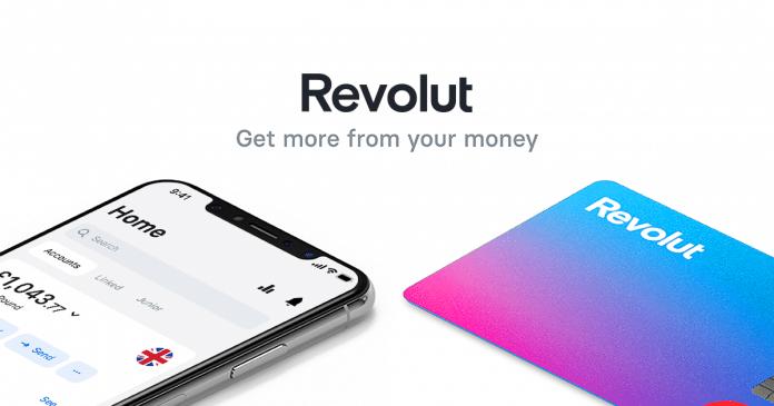 Revolut App - Unicorn
