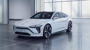 Nio Auto - Weiß