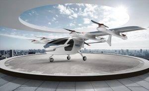 Elektrische Flugtaxis