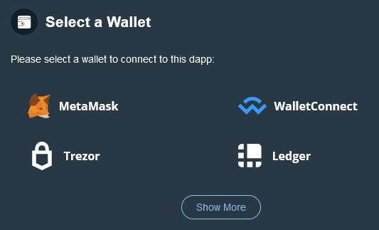 yfinance Wallet