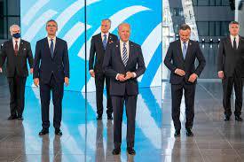 President Biden and NATO